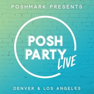 Posh Party LIVE | Denver & Los Angeles